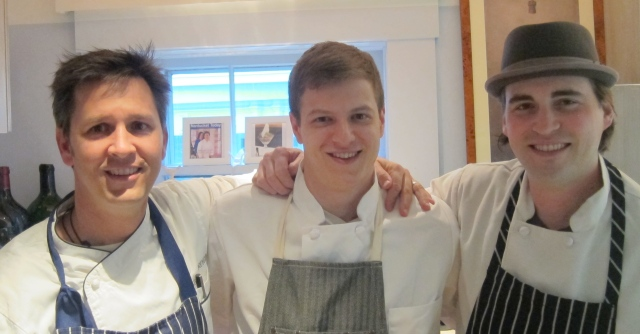 12 Federal Culinary Team